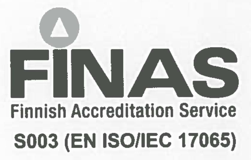 FFP3-Test durch FINAS