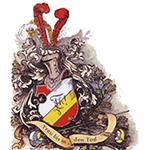 Logo Burschenschaft oder Studentenverbindung