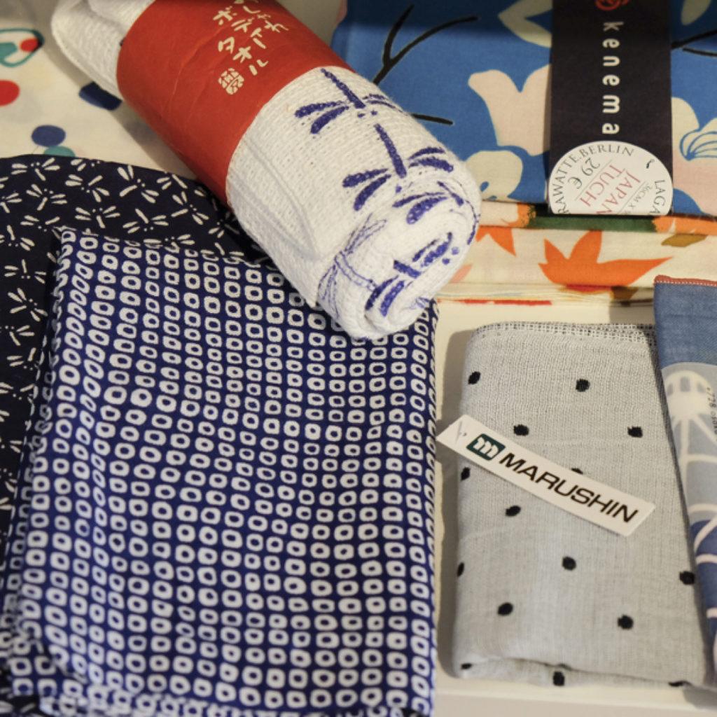 Japanische Tücher