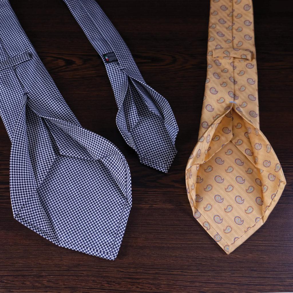 5-Falten-Krawatten